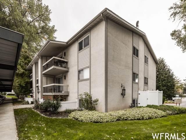 4853 S Woodbridge Dr #44, Salt Lake City, UT 84117 (#1774236) :: goBE Realty