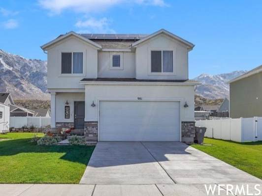 981 S Red Cliff Dr E, Santaquin, UT 84655 (MLS #1774836) :: Lawson Real Estate Team - Engel & Völkers