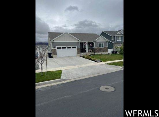 2506 E Double Tree Drive Dr N, Spanish Fork, UT 84660 (#1774956) :: The Perry Group
