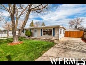 3135 S 3085 W, West Valley City, UT 84119 (#1775089) :: Berkshire Hathaway HomeServices Elite Real Estate