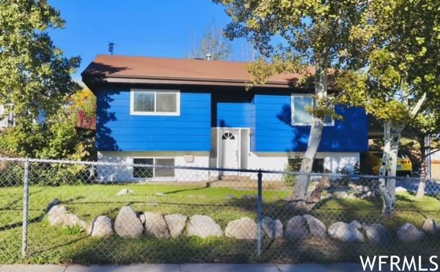 3656 S Royal Scott Dr W, West Valley City, UT 84128 (#1775203) :: Team Vasquez Realty Group | Keller Williams Success