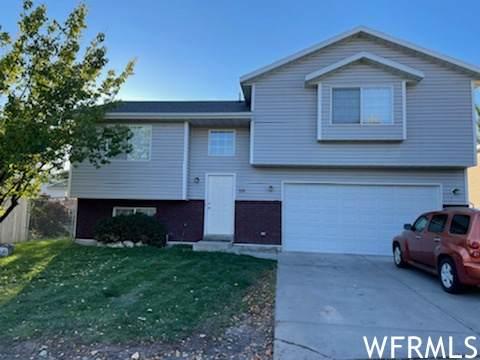 575 S 845 W, Logan, UT 84321 (#1775366) :: Pearson & Associates Real Estate