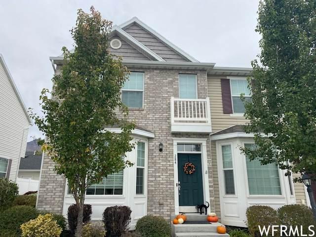 284 N 1280 W, Provo, UT 84601 (#1775370) :: Bustos Real Estate | Keller Williams Utah Realtors