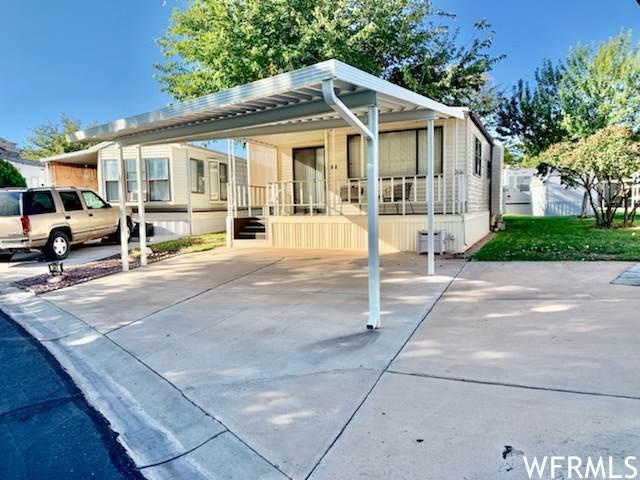 1160 E Telegraph St #245, Washington, UT 84780 (#1775515) :: Doxey Real Estate Group