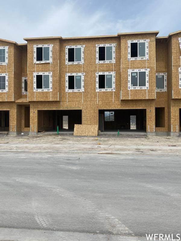 699 E Ryegrass Dr #203, Eagle Mountain, UT 84005 (#1776095) :: Utah Dream Properties