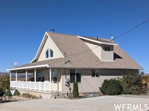 17 B Skyline Mtn Resort B17, Fairview, UT 84629 (#1776143) :: Utah Real Estate