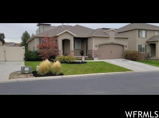 3748 N Meadow Springs Ln, Lehi, UT 84043 (#1776596) :: Utah Real Estate