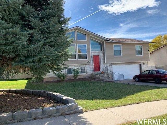 1188 E 300 N, Layton, UT 84040 (#1776900) :: Utah Real Estate