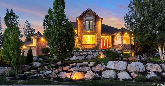 138 N Twin Peaks Dr E, Layton, UT 84040 (#1672095) :: Doxey Real Estate Group