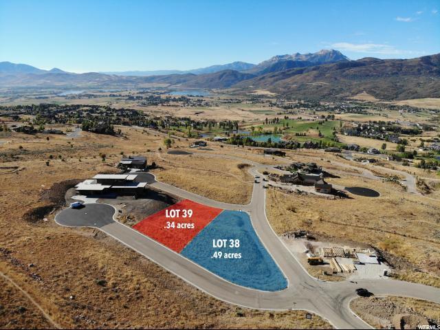 5419 E Frasers Ridge - Lot 38, Eden, UT 84310 (#1287550) :: Exit Realty Success