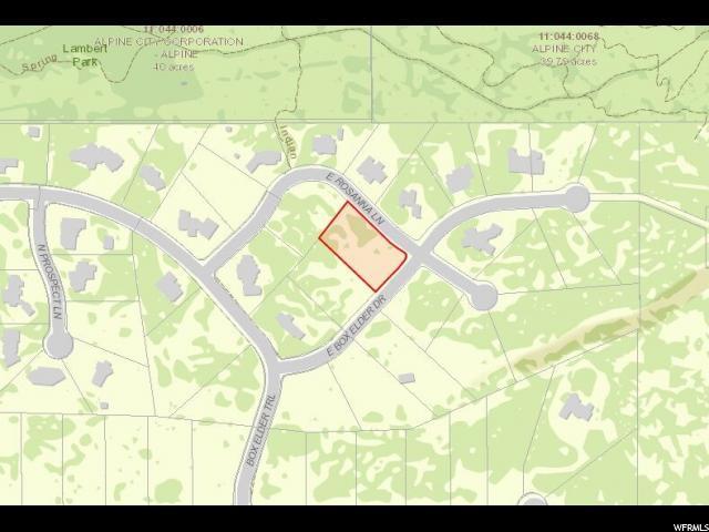 1593 E Box Elder Dr, Alpine, UT 84004 (#1323029) :: The Fields Team