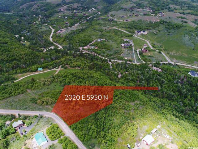 2020 E 5950 N, Liberty, UT 84310 (#1384169) :: Big Key Real Estate