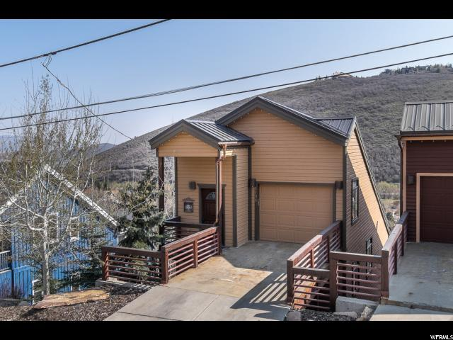 1196 N Lowell Ave W, Park City, UT 84060 (#1423707) :: Big Key Real Estate