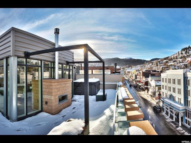 632 Main St 4PENT, Park City, UT 84060 (#1424230) :: Bustos Real Estate   Keller Williams Utah Realtors