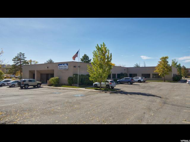 295 N Jimmy Doolittle Rd, Salt Lake City, UT 84116 (#1431824) :: The Fields Team