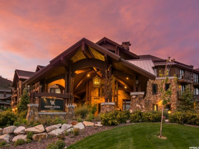 2100 W Frostwood Blvd #6108, Park City, UT 84098 (#1437498) :: Bustos Real Estate | Keller Williams Utah Realtors