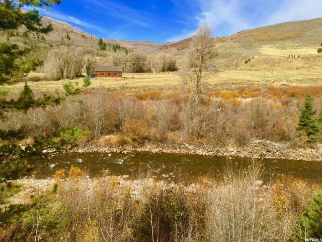 128 Weber Dr, Oakley, UT 84055 (MLS #1438096) :: High Country Properties