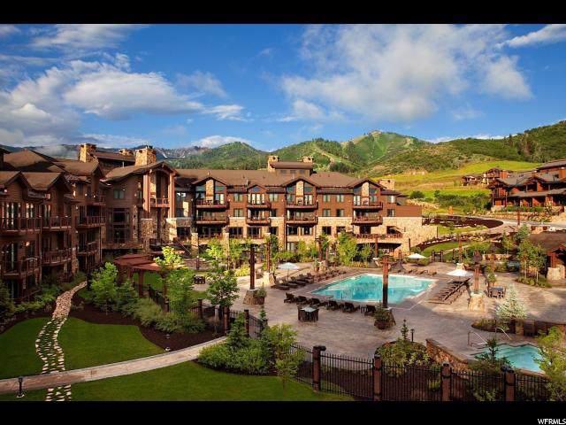 2100 W. Frostwood Blvd #6167, Park City, UT 84098 (#1441928) :: Utah Best Real Estate Team | Century 21 Everest