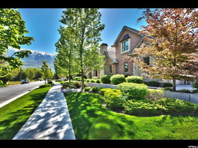 515 W Sheffield Dr N, Provo, UT 84604 (#1443791) :: Exit Realty Success
