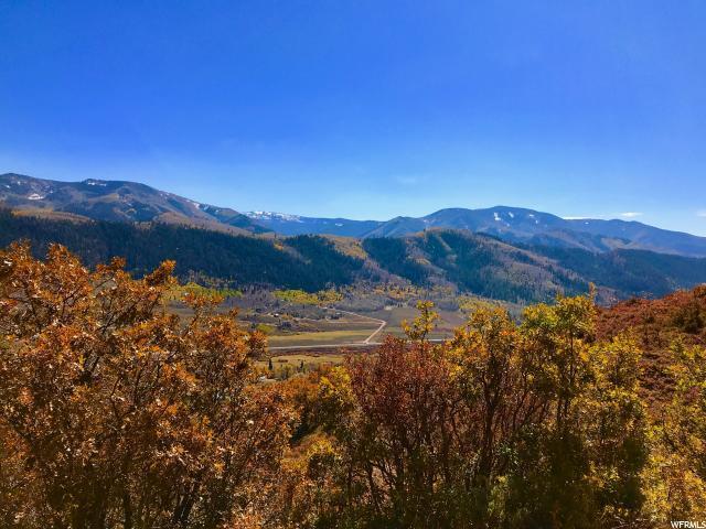 155 Mountain View Rd, Oakley, UT 84055 (MLS #1445408) :: High Country Properties