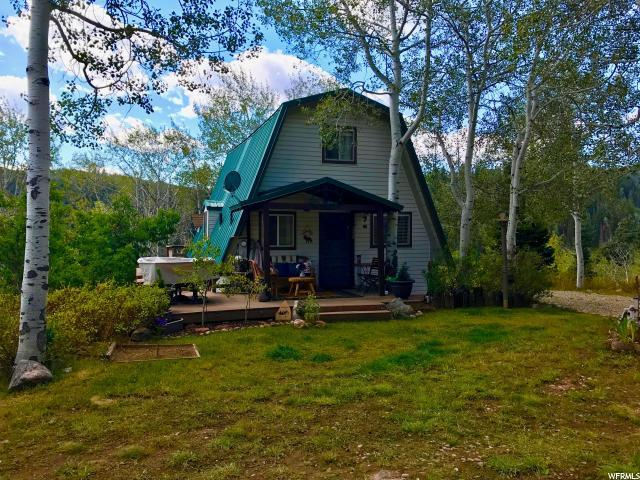 1101 Elk Rd D-37, Wanship, UT 84017 (MLS #1448356) :: High Country Properties