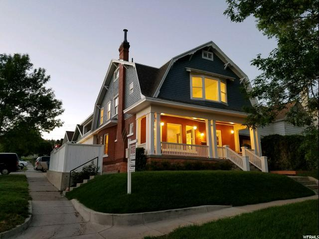 1153 E Third Ave, Salt Lake City, UT 84103 (#1453056) :: Colemere Realty Associates