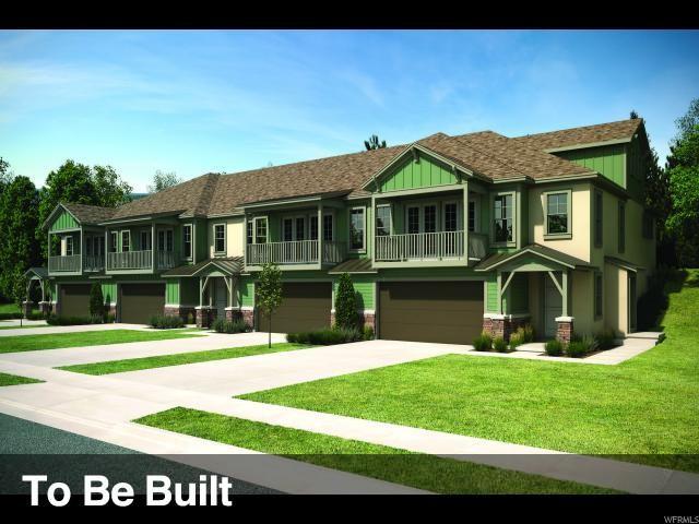 1103 W Cattail Ct H1, Kamas, UT 84036 (MLS #1456442) :: High Country Properties