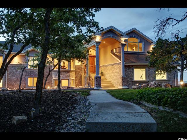 1 Northridge Cv, Sandy, UT 84092 (#1457011) :: William Bustos Group   Keller Williams Utah Realtors