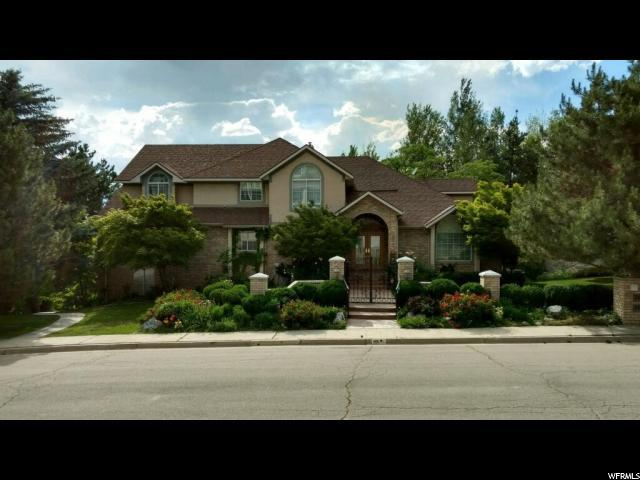 4611 N Brookshire Cir, Provo, UT 84604 (#1460666) :: Rex Real Estate Team