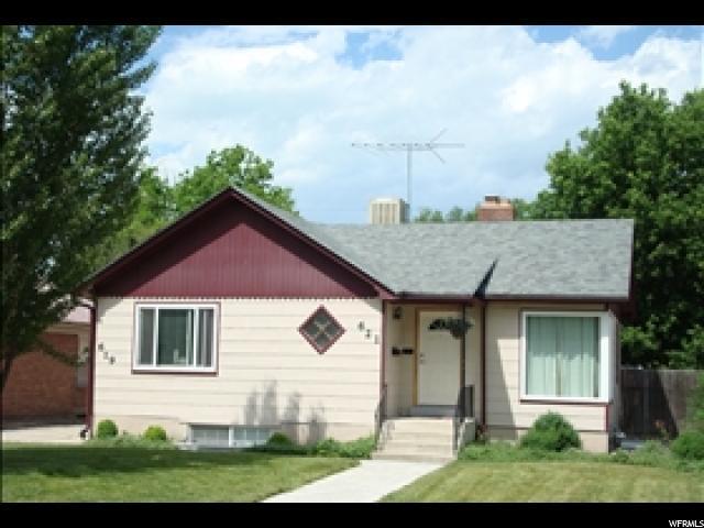 621 N 800 W, Provo, UT 84601 (#1460694) :: Rex Real Estate Team