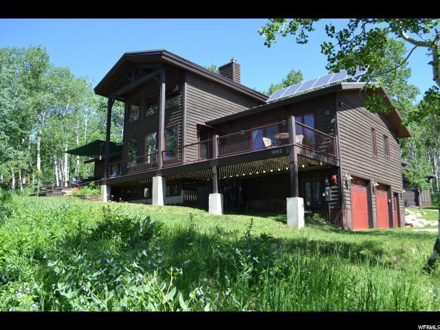 1992 Chipmunk Way, Wanship, UT 84017 (MLS #1461311) :: High Country Properties