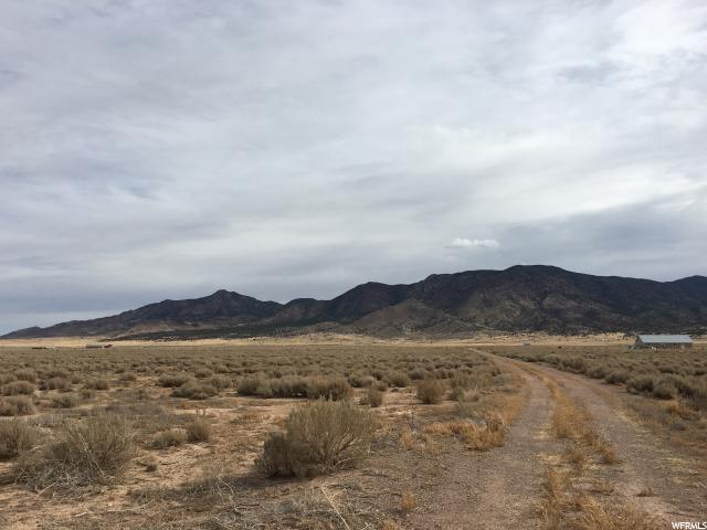 Lot 1C Broken Spur Rnch, Newcastle, UT 84756 (#1461640) :: The One Group