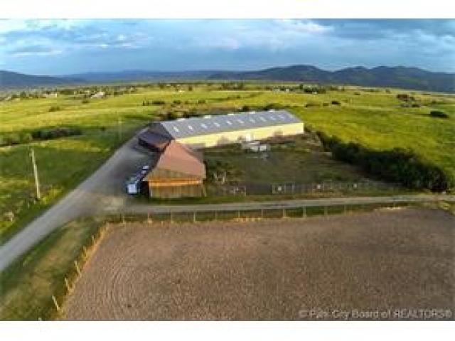 1352 W Hylander Dr N, Oakley, UT 84055 (MLS #1463175) :: High Country Properties
