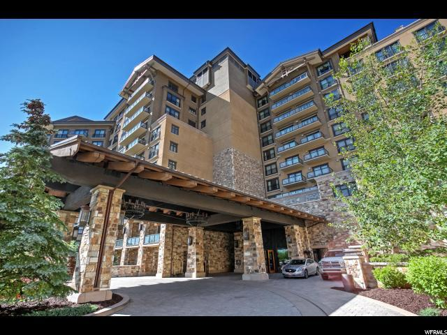 2300 E Deer Valley Dr #318, Park City, UT 84060 (#1463210) :: The Fields Team