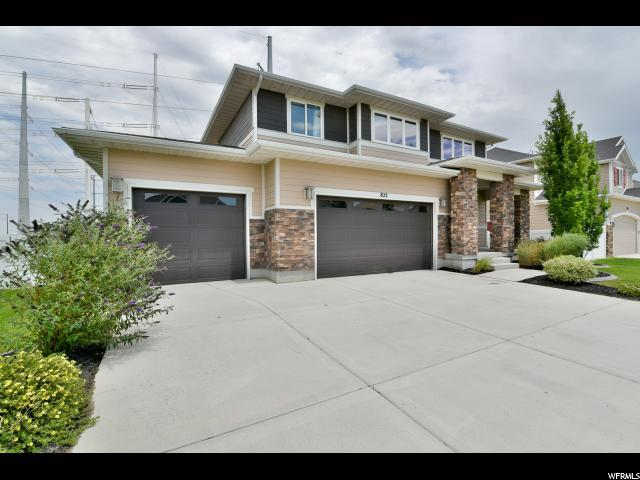 822 W Star Spangled Dr S, Bluffdale, UT 84065 (#1465574) :: The Utah Homes Team with HomeSmart Advantage