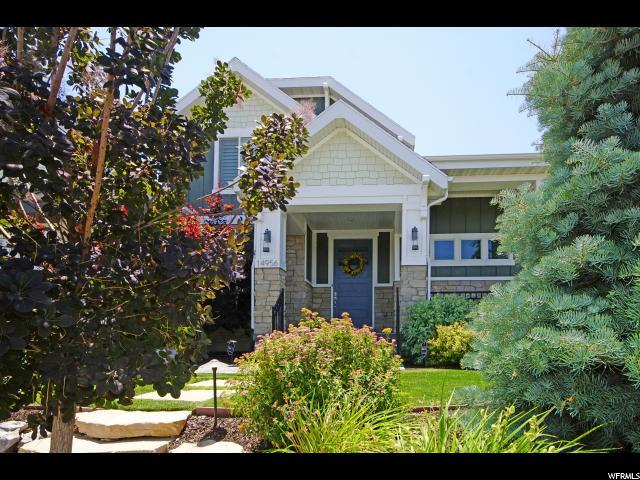 14956 S Castle Valley Dr W, Bluffdale, UT 84065 (#1466804) :: The Utah Homes Team with HomeSmart Advantage