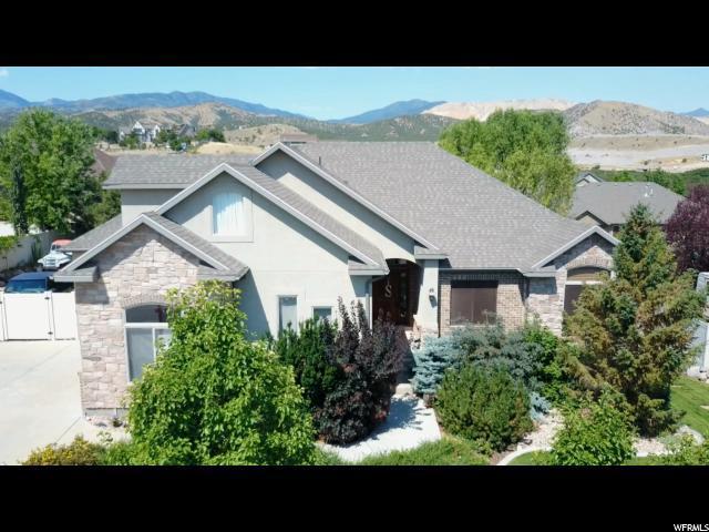 14468 S Sheeprock Dr W, Herriman, UT 84065 (#1467425) :: The Utah Homes Team with HomeSmart Advantage