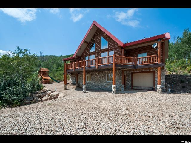 160 Mountain View Rd #160, Oakley, UT 84055 (MLS #1469504) :: High Country Properties