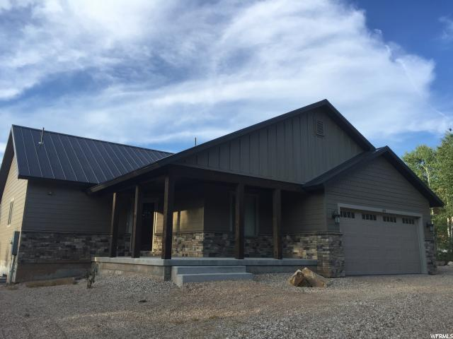 698 Conifer, Oakley, UT 84055 (MLS #1472403) :: High Country Properties