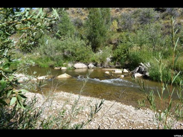 1870 E Chalk Creek Rd, Coalville, UT 84017 (MLS #1473125) :: High Country Properties