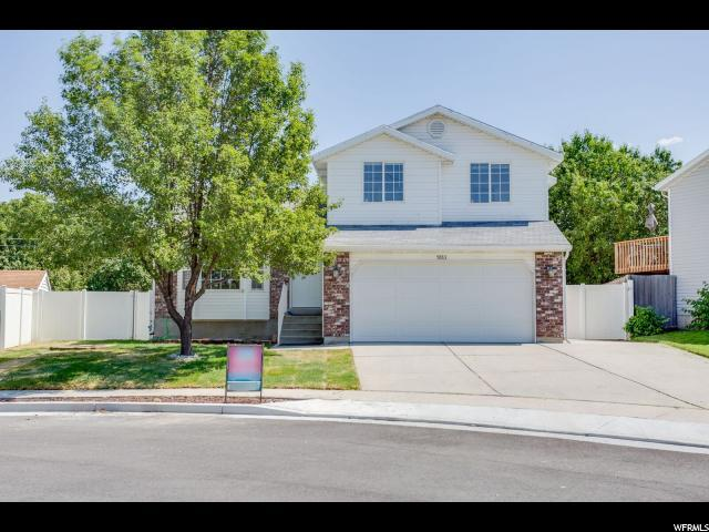 5883 S Hatton Cir W, Murray, UT 84107 (#1474470) :: Rex Real Estate Team