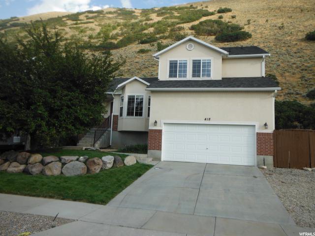 418 E Steep Mountain Dr, Draper, UT 84020 (#1474494) :: Rex Real Estate Team