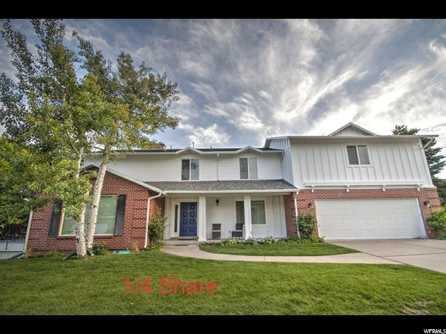 57 Blue Haven Rd, Fish Haven, ID 83287 (#1474552) :: The Fields Team