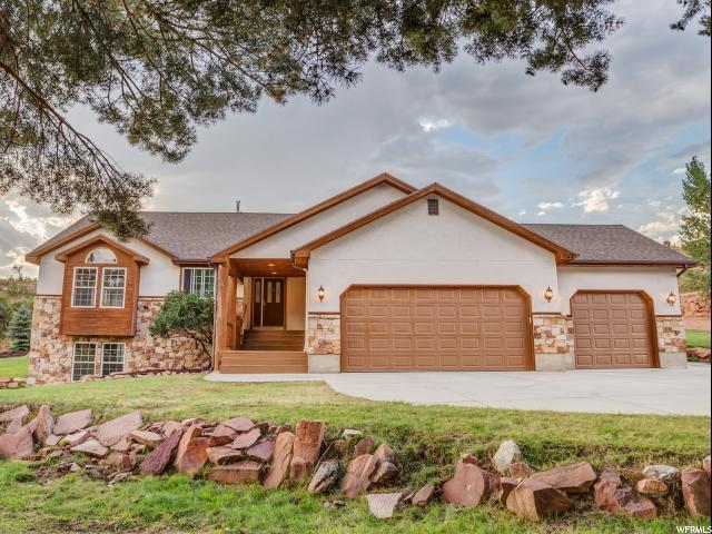 782 S Pole Dr, Heber City, UT 84032 (MLS #1476701) :: High Country Properties