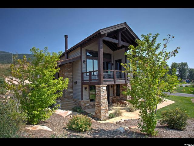 932 Cabin Way #8, Kamas, UT 84036 (#1476729) :: Exit Realty Success