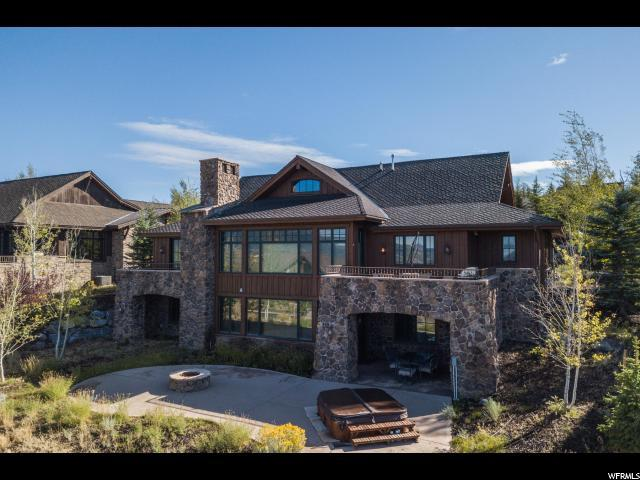 3309 Tatanka Trl, Park City, UT 84098 (MLS #1478471) :: High Country Properties