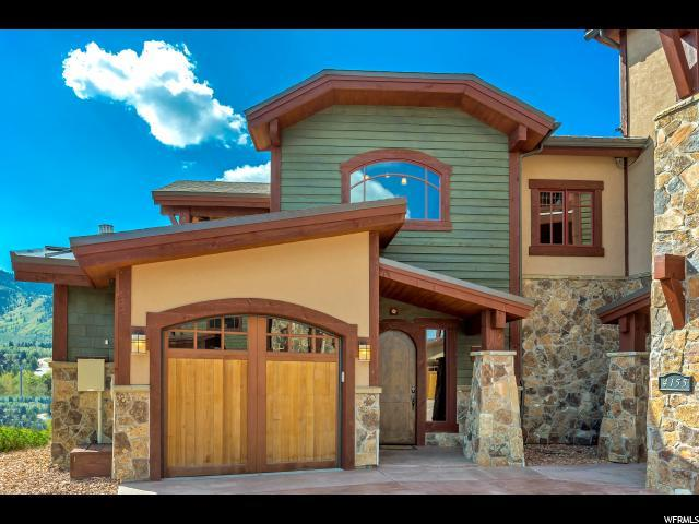 4151 Fairway Ln B-1, Park City, UT 84098 (#1481232) :: Bustos Real Estate | Keller Williams Utah Realtors