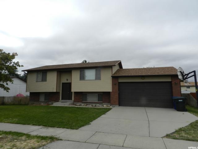 2788 E Saris Cir W, West Valley City, UT 84120 (#1481845) :: William Bustos Group | Keller Williams Utah Realtors