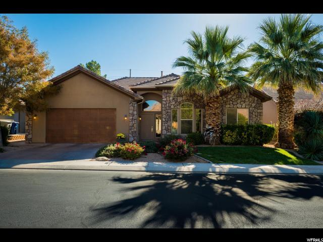 1854 W Stonebridge Dr #15, St. George, UT 84770 (#1482706) :: Exit Realty Success