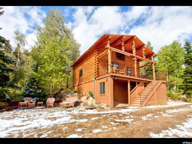 2229 Deer Loop, Wanship, UT 84017 (MLS #1482843) :: High Country Properties